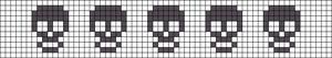 Alpha pattern #22198