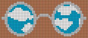 Alpha pattern #22202