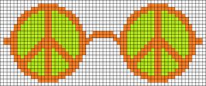 Alpha pattern #22205