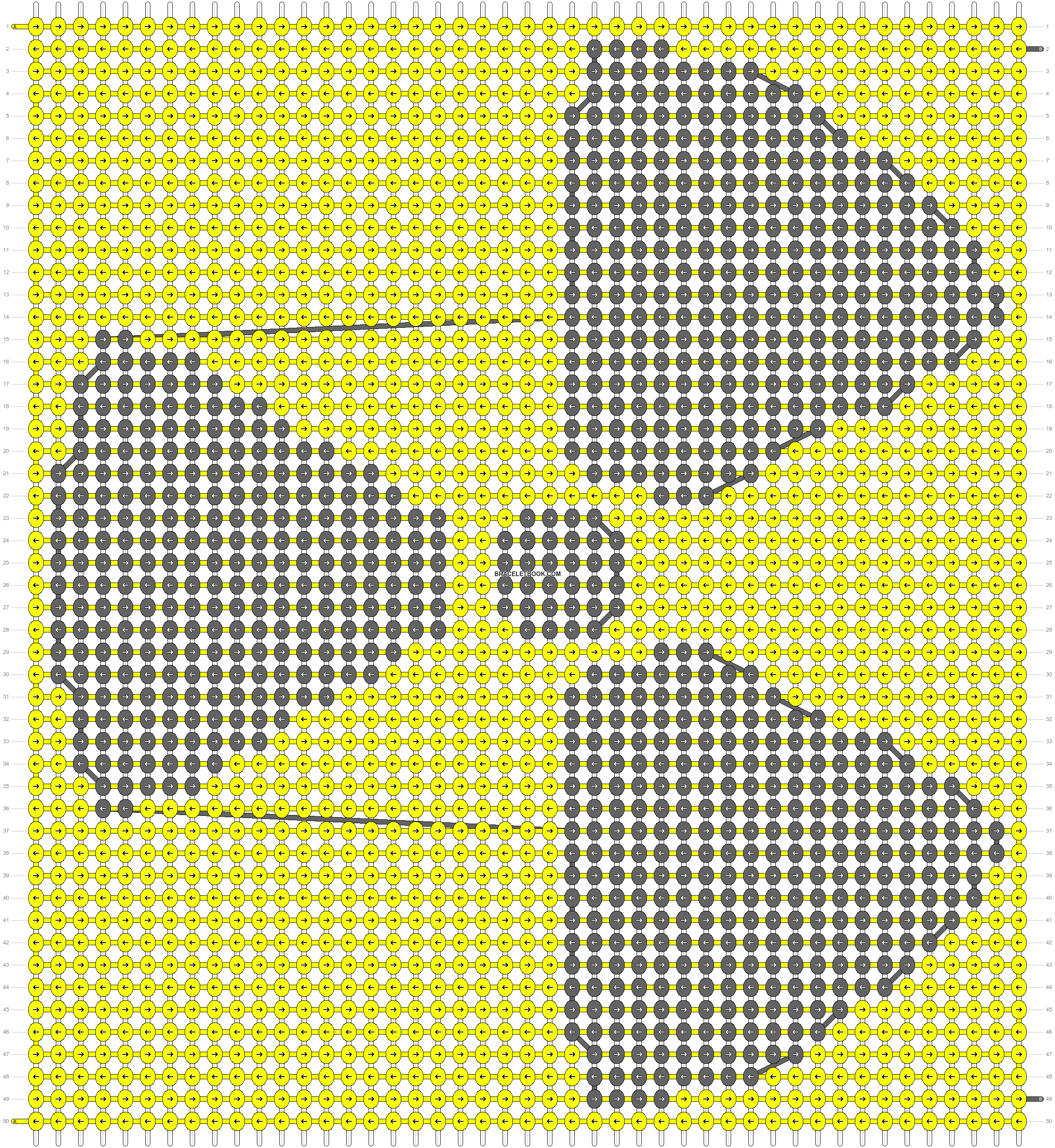 Alpha pattern #22211 pattern