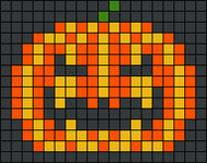 Alpha pattern #22215