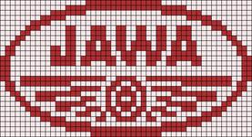 Alpha Friendship Bracelet Pattern #22225