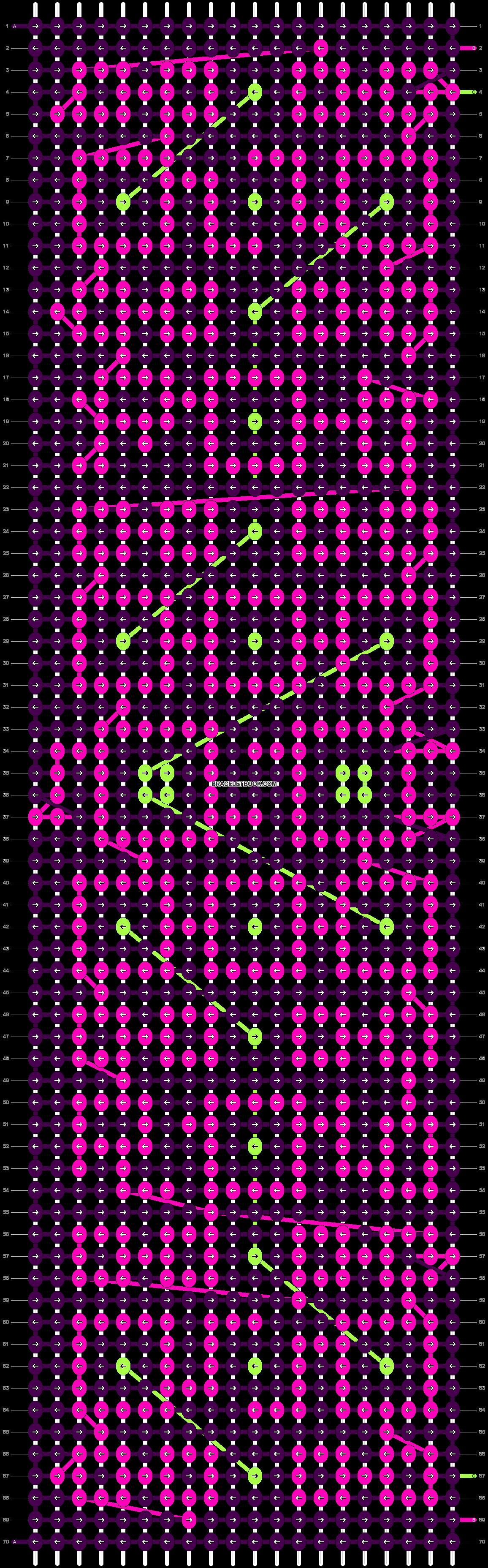 Alpha pattern #22228 pattern