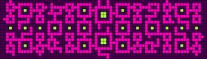 Alpha pattern #22228