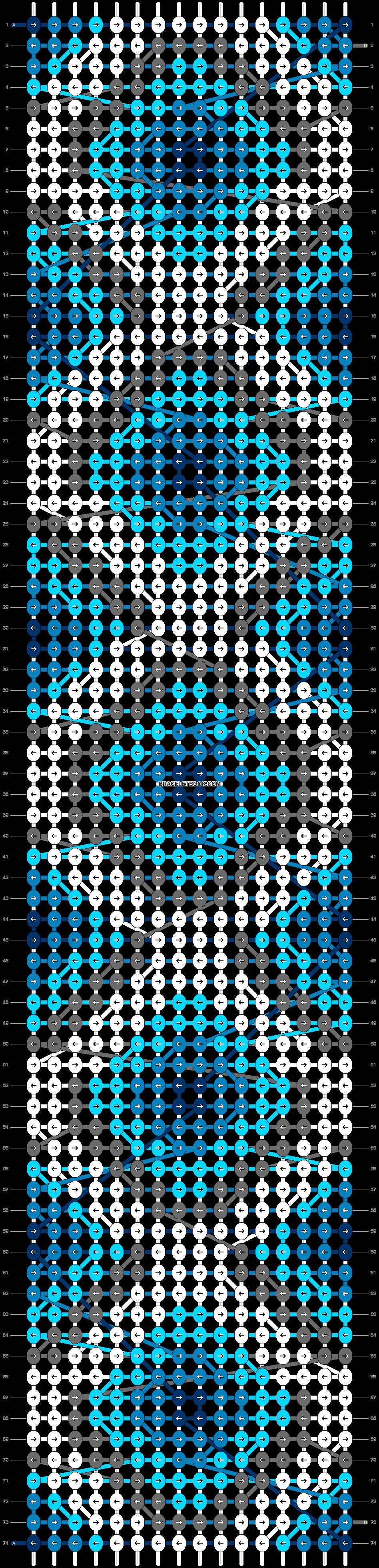 Alpha pattern #22229 pattern