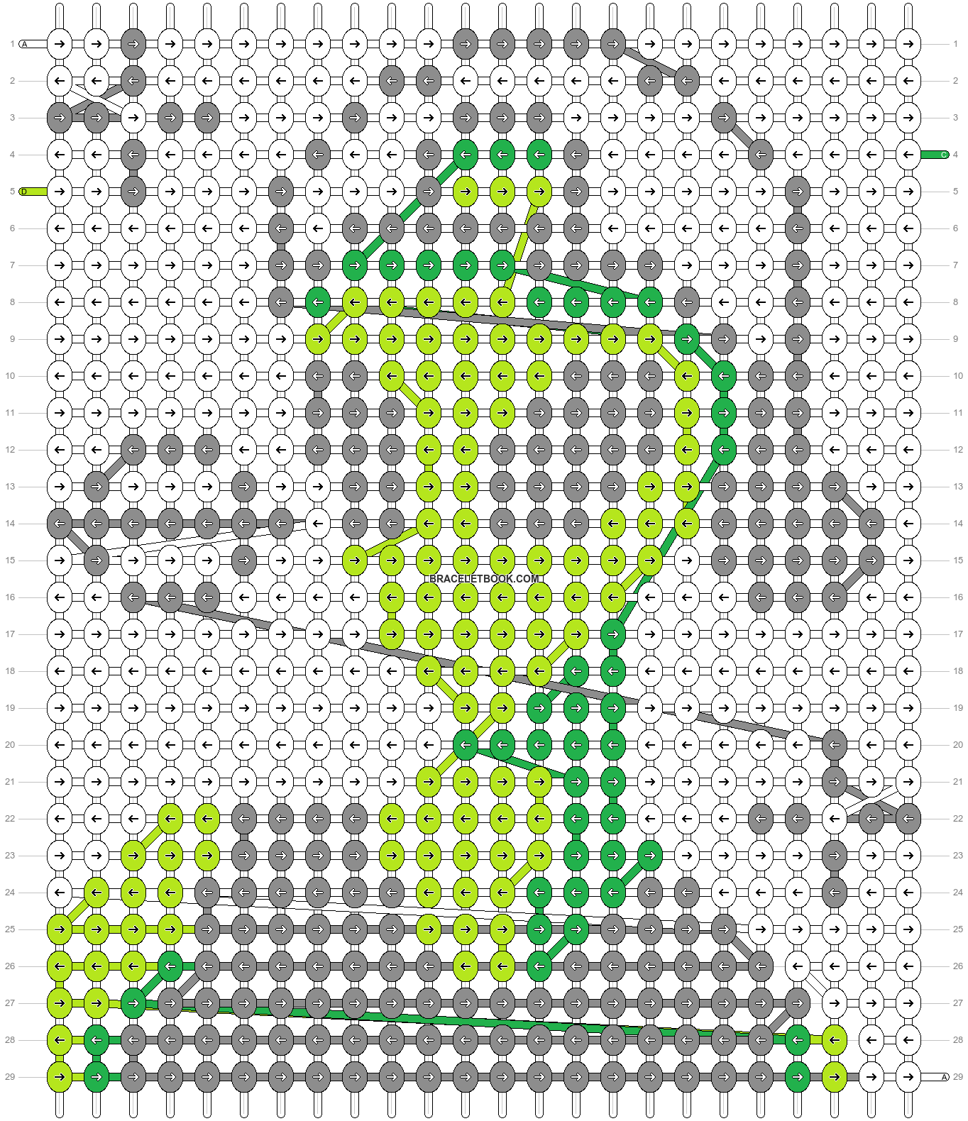 Alpha Pattern #22279 added by funnybunny