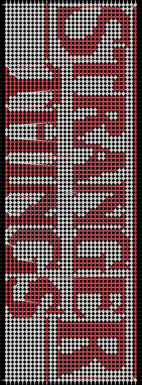 Alpha pattern #22280 pattern