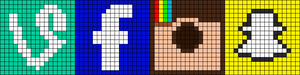 Alpha pattern #22284