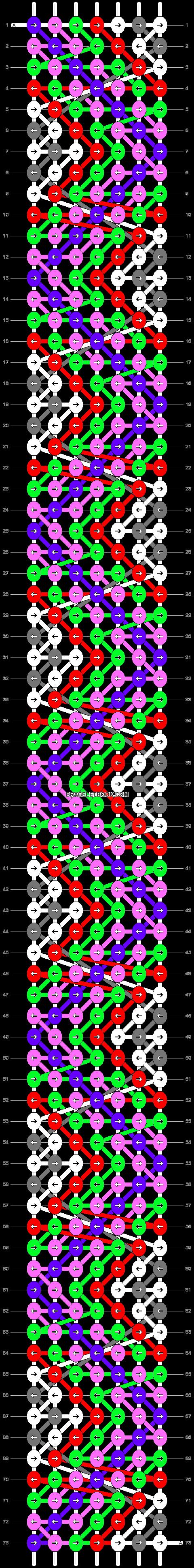 Alpha Pattern #22288 added by nastyapan