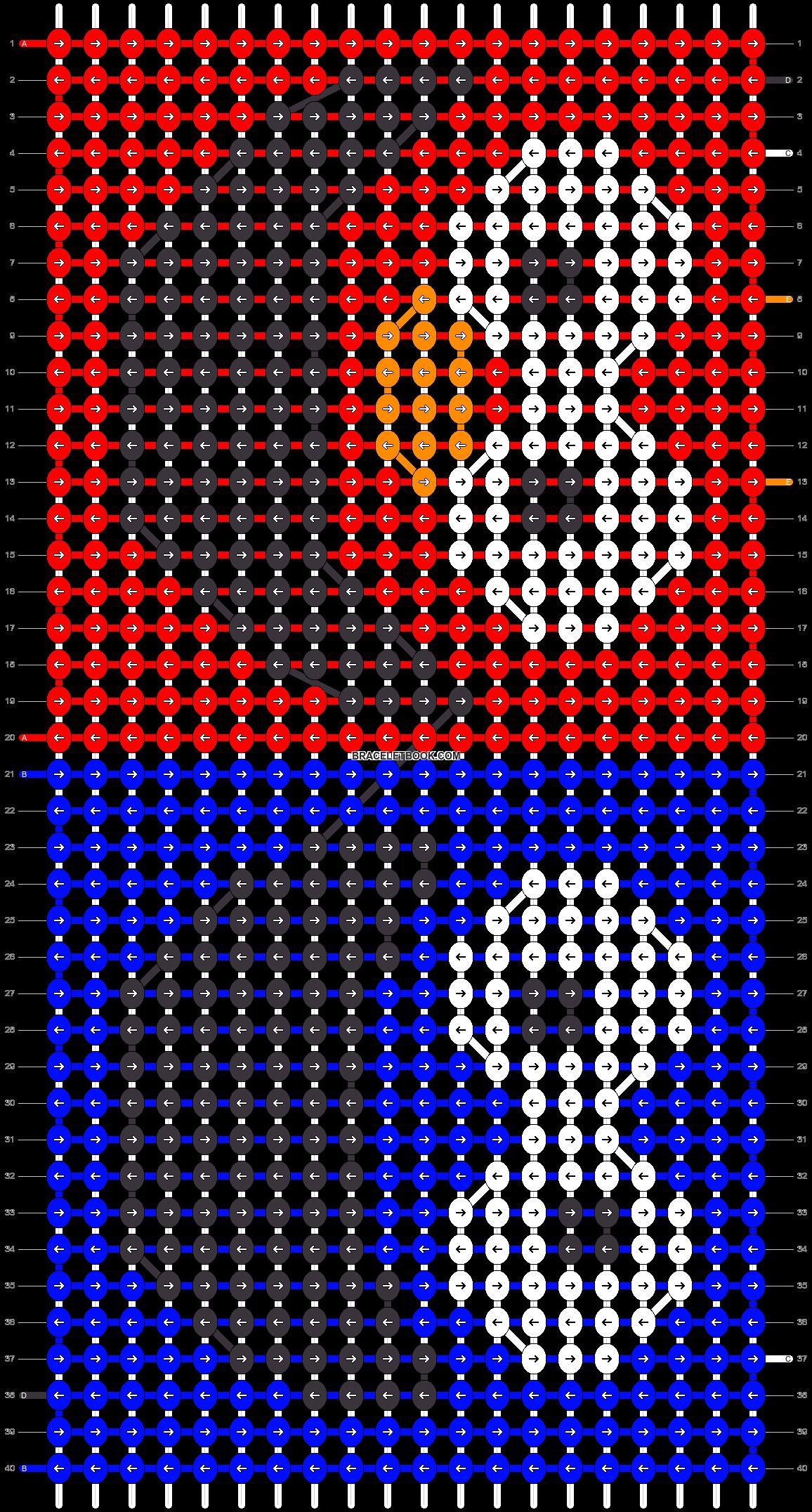 Alpha Pattern #22298 added by smj0058