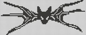 Alpha pattern #22302