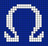 Alpha pattern #22303