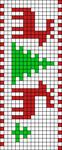 Alpha pattern #22304