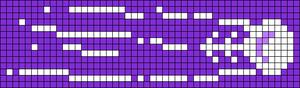 Alpha pattern #22306