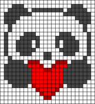 Alpha pattern #22307