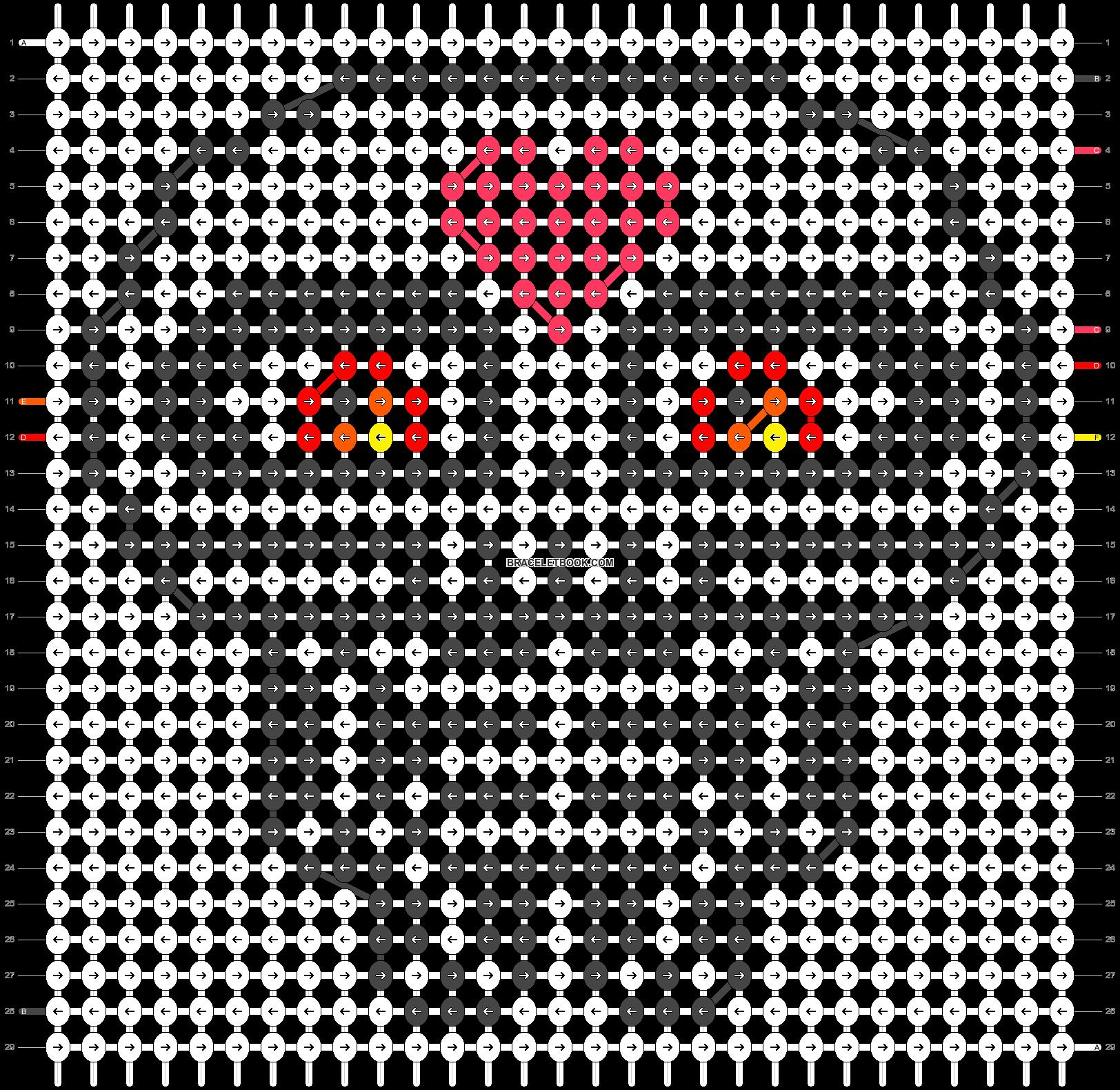 Alpha pattern #22311 pattern