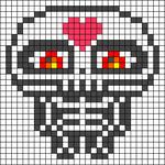 Alpha pattern #22311