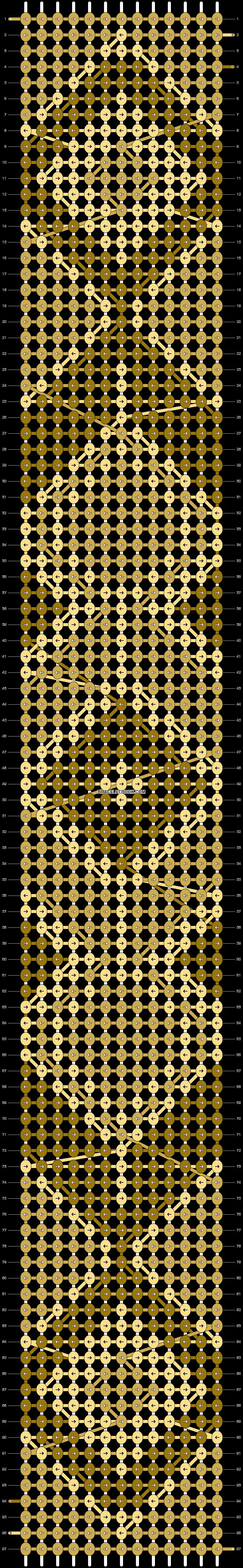 Alpha pattern #22319 pattern