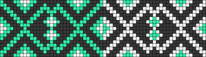 Alpha pattern #22324