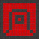 Alpha pattern #22344