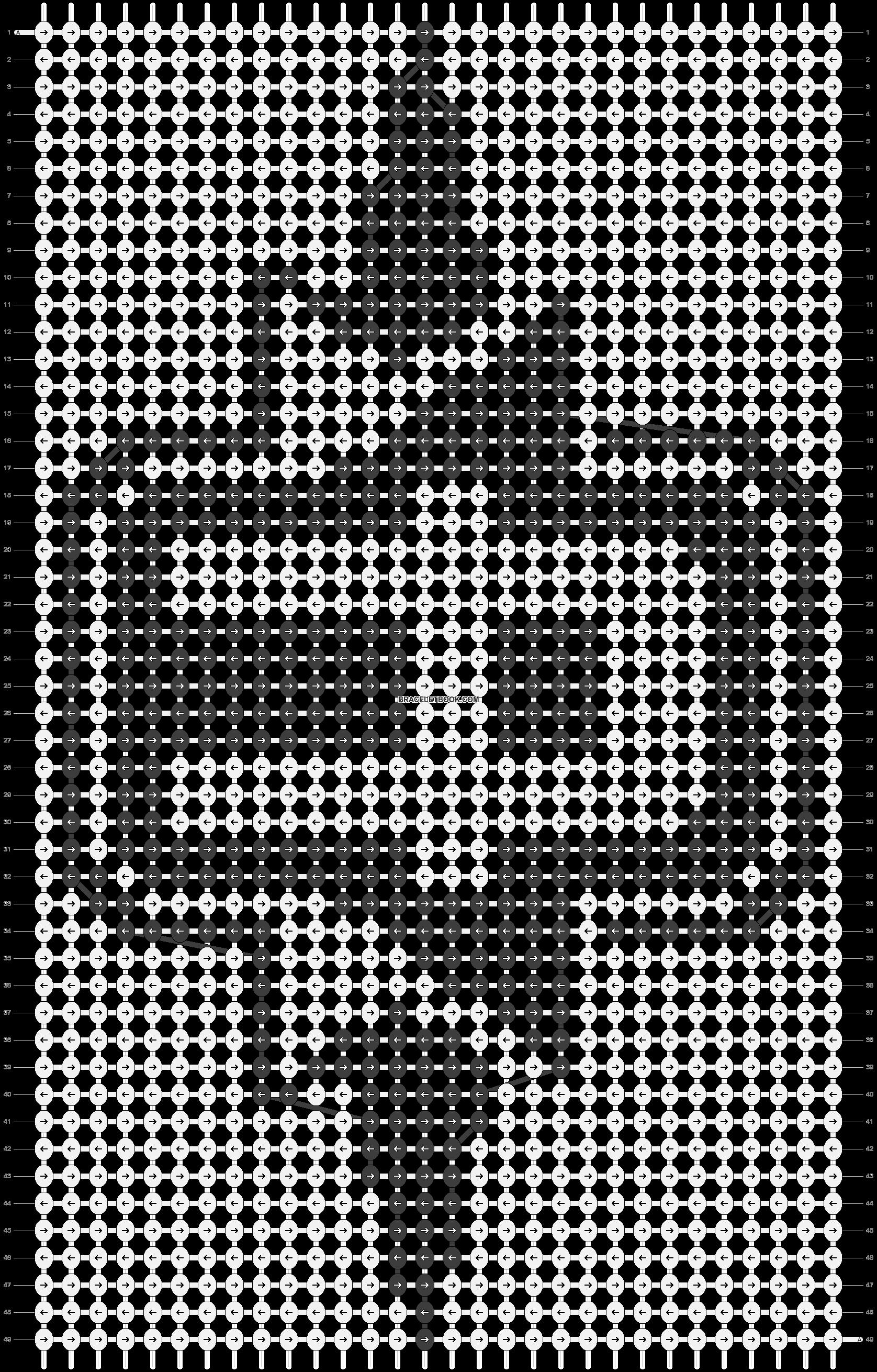Alpha Pattern #22356 added by florcx