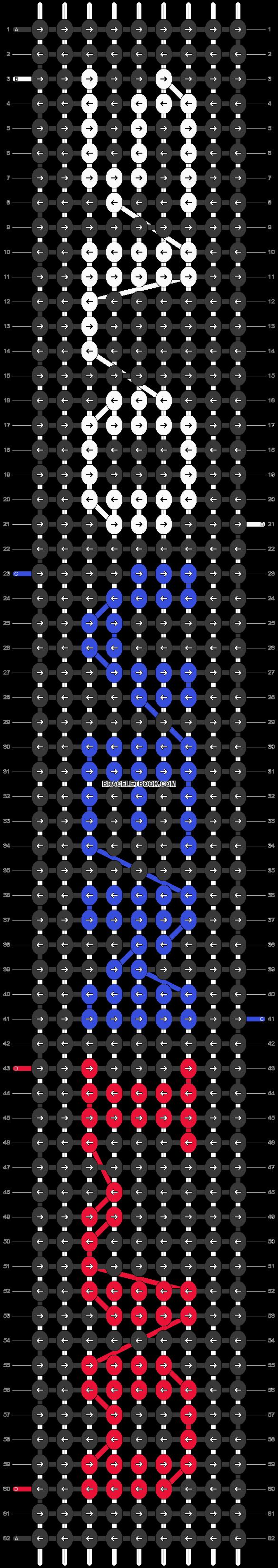 Alpha pattern #22378 pattern