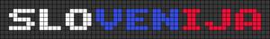 Alpha pattern #22378