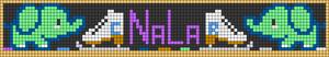 Alpha pattern #22386