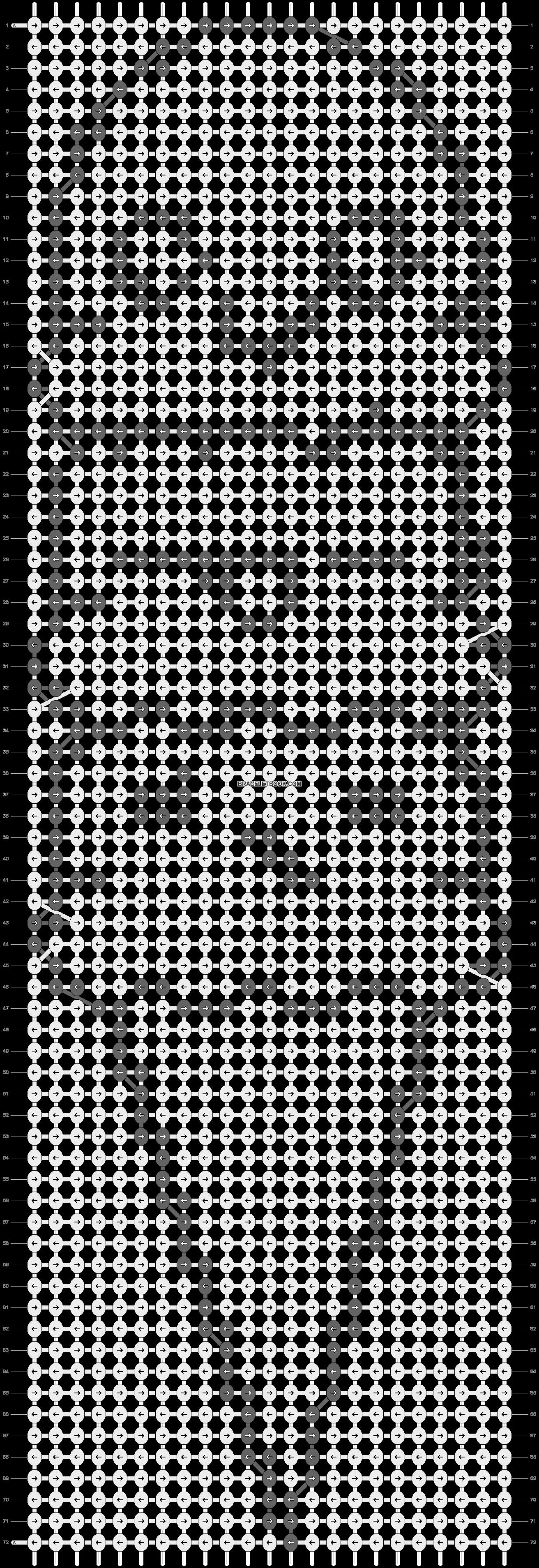 Alpha pattern #22395 pattern