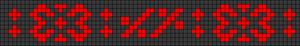 Alpha pattern #22399