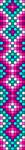 Alpha pattern #22400