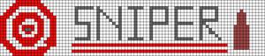 Alpha pattern #22402