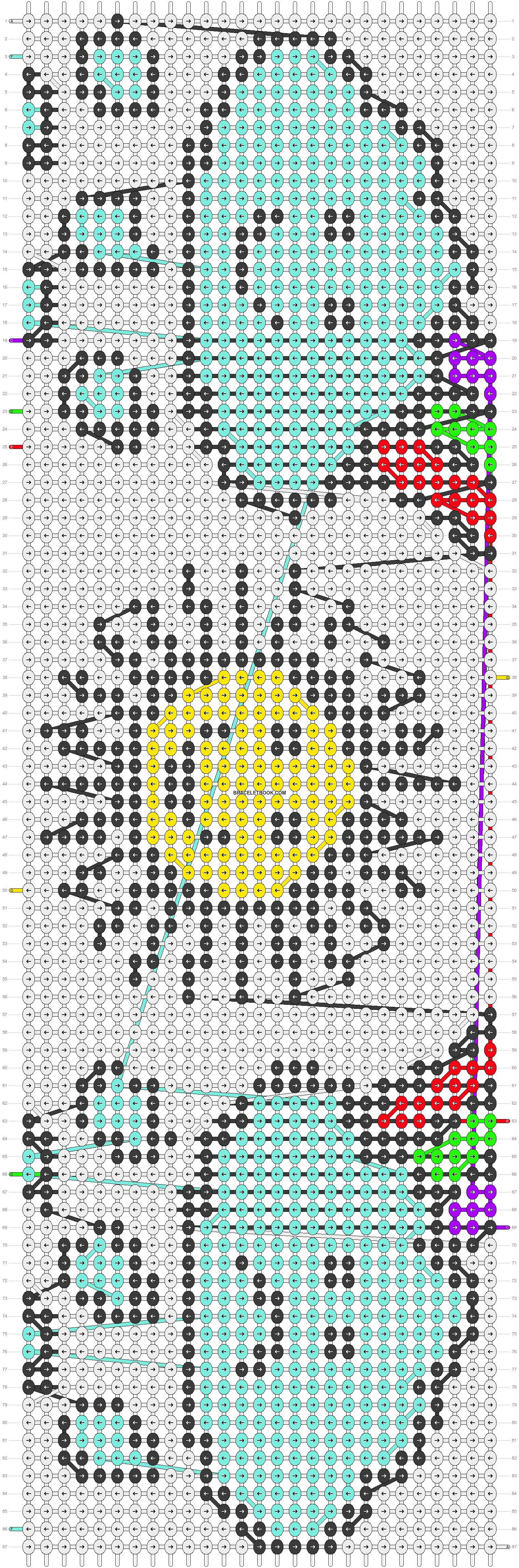 Alpha Pattern #22411 added by JuliaMoon