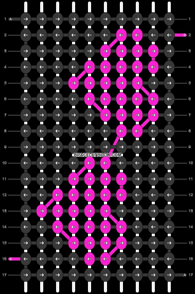 Alpha pattern #22417 pattern