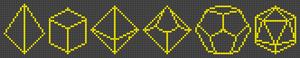 Alpha pattern #22421