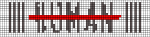 Alpha Friendship Bracelet Pattern #22429