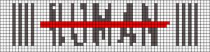Alpha pattern #22429