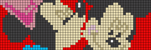 Alpha pattern #22451