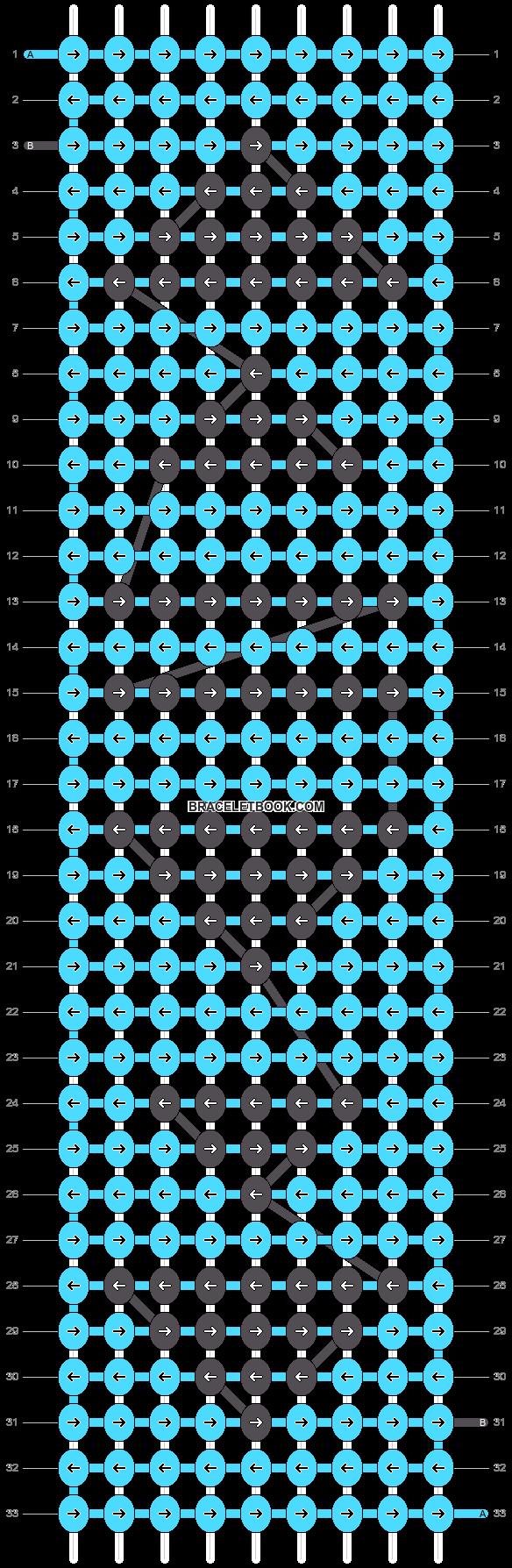 Alpha pattern #22453 pattern