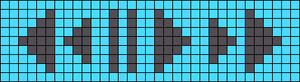 Alpha pattern #22453