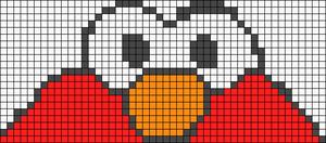 Alpha Friendship Bracelet Pattern #22458