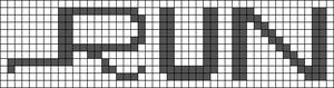 Alpha pattern #22493