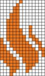 Alpha pattern #22533