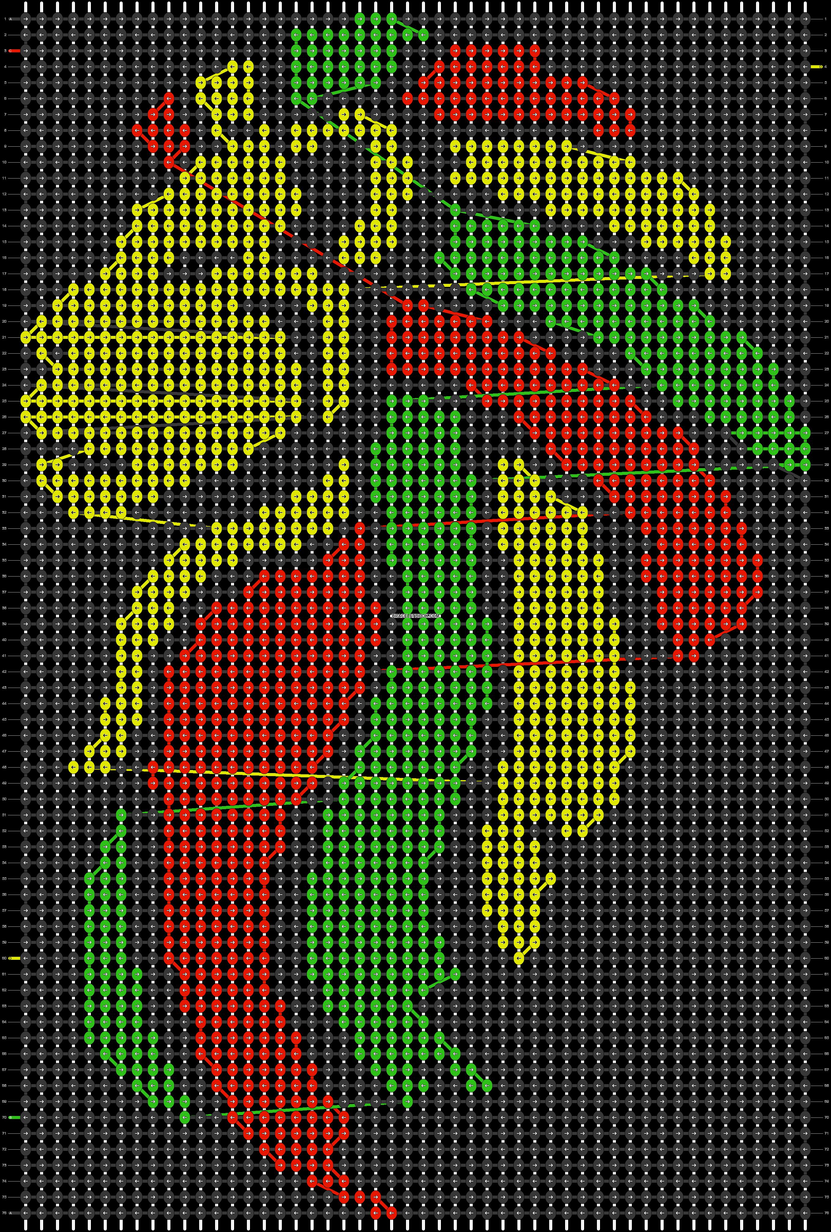 Alpha Pattern #22534 added by miagreen24