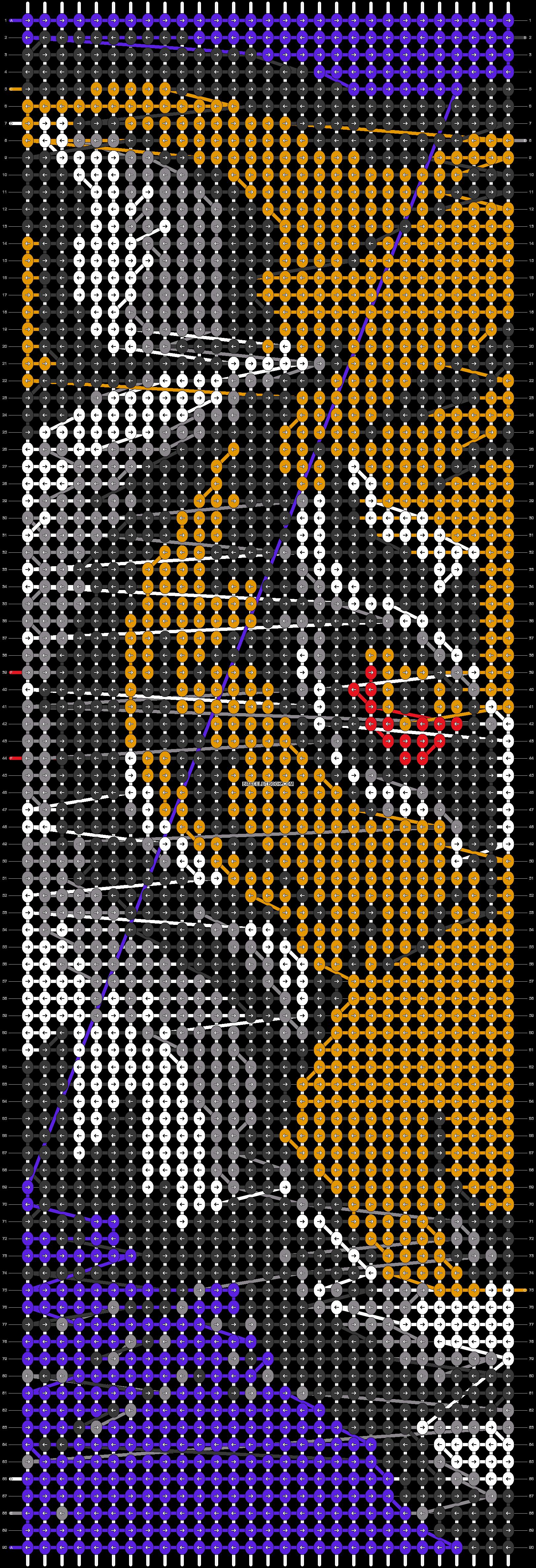 Alpha Pattern #22535 added by miagreen24