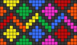 Alpha pattern #22537
