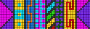 Alpha pattern #22539