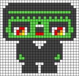Alpha pattern #22547