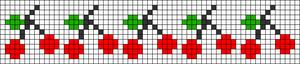 Alpha pattern #22573