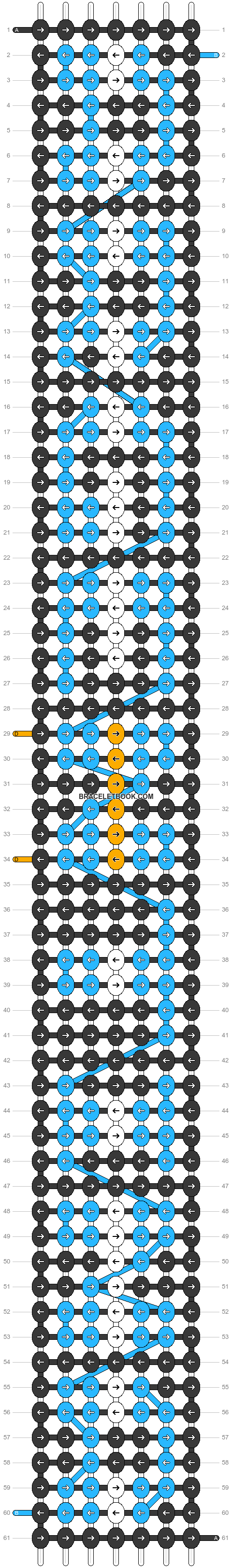 Alpha pattern #22582 pattern